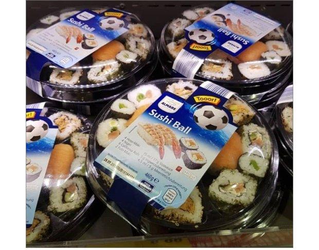 #sinnloseswm2018gedöns Sushi zur WM 2018