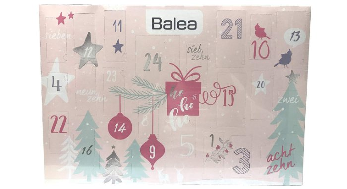 Balea Adventskalender 2018