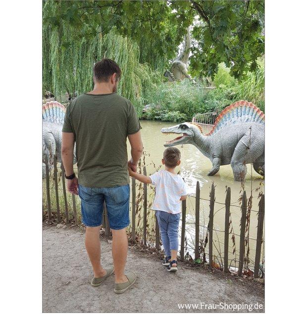 Im Dino Land in Zwolle