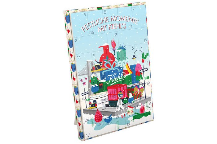 Kiehls Adventskalender 2018