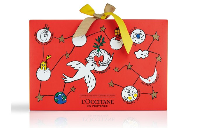 L'Occitane Klassisch Adventskalender 2018