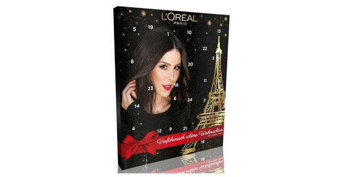 L'oréal Adventskalender 2018