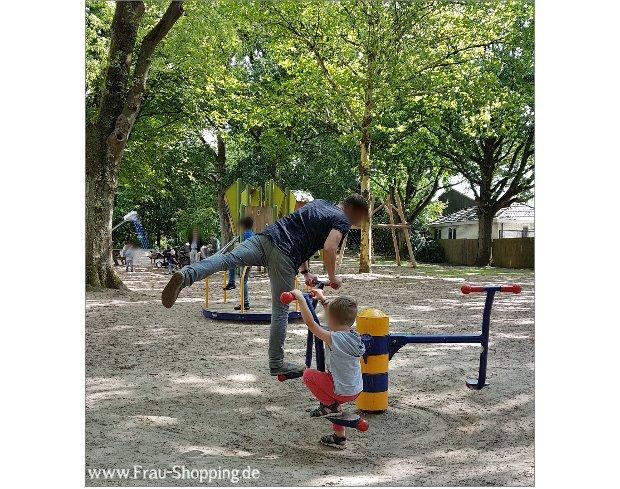 Spieplatz im Kinderparadijs Malkenschoten