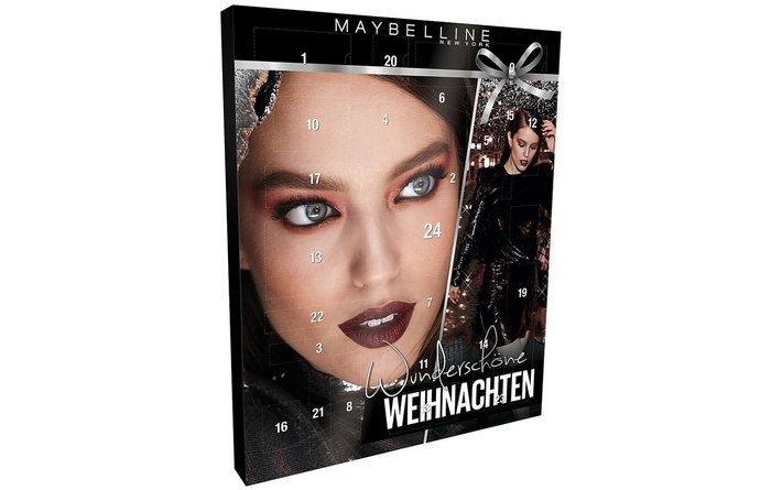 Maybelline Adventskalender 2018
