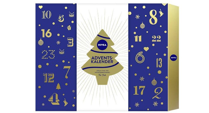 Nivea Adventskalender 2018