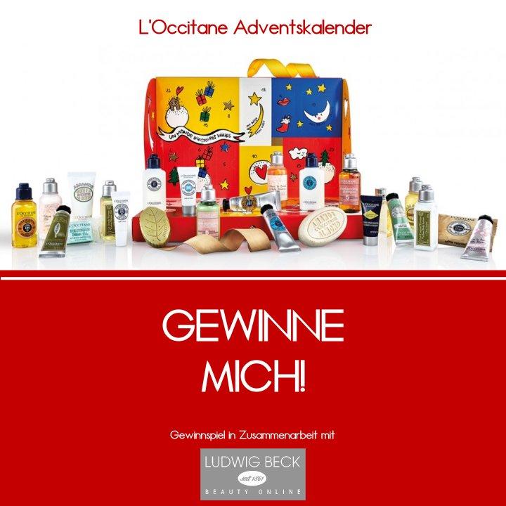 Gewinnspiel: L'Occitane Adventskalender 2018