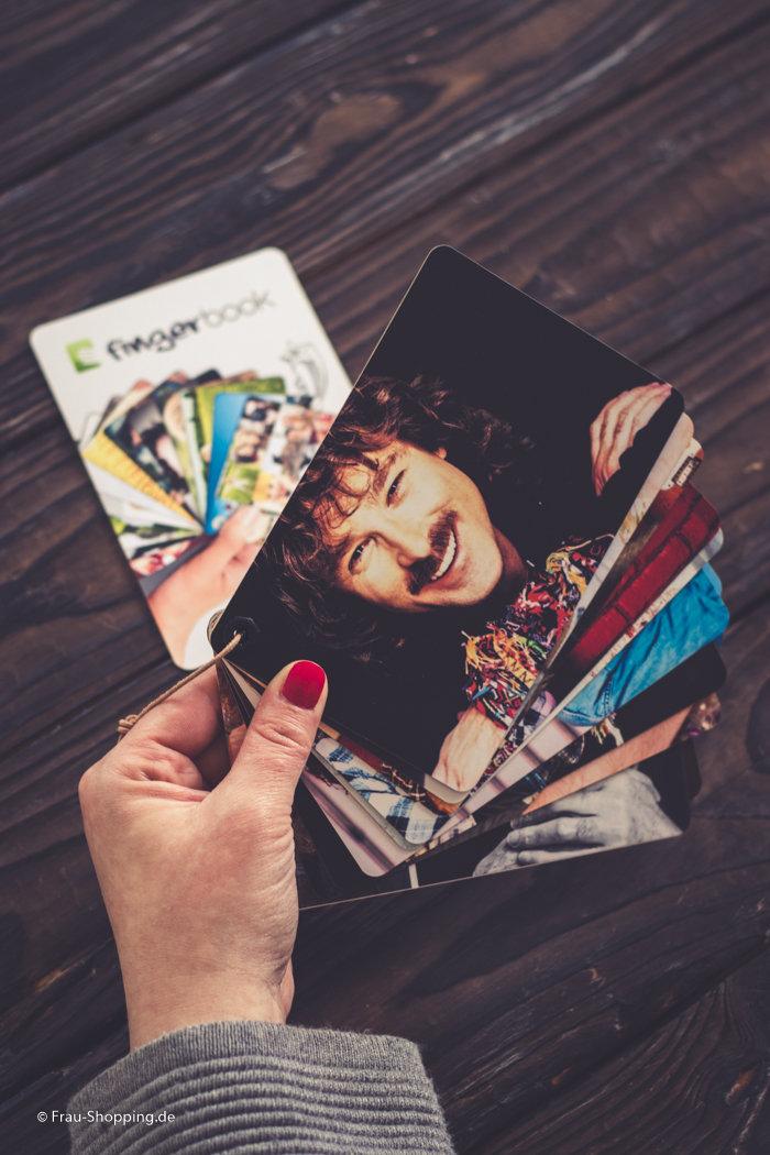 fingerbooks werden in Österreich produziert
