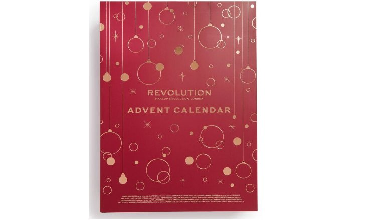 Make-up Revolution Adventskalender 2019